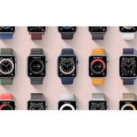 Apple Watch serie 6-