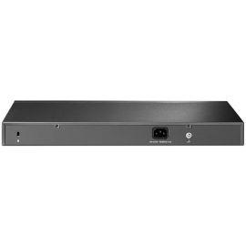 Commutateur non géré Fast Ethernet 24 ports TP-Link   Plug and Play   Rackmount   Métal   Fanless   (TL-SF1024)