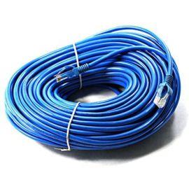 Link-e : Cable reseau ethernet RJ45 70m Cat.6 Bleu, qualité Pro, Haut débit, Connexion Internet, Box, TV, PC, Consoles, PS4, P