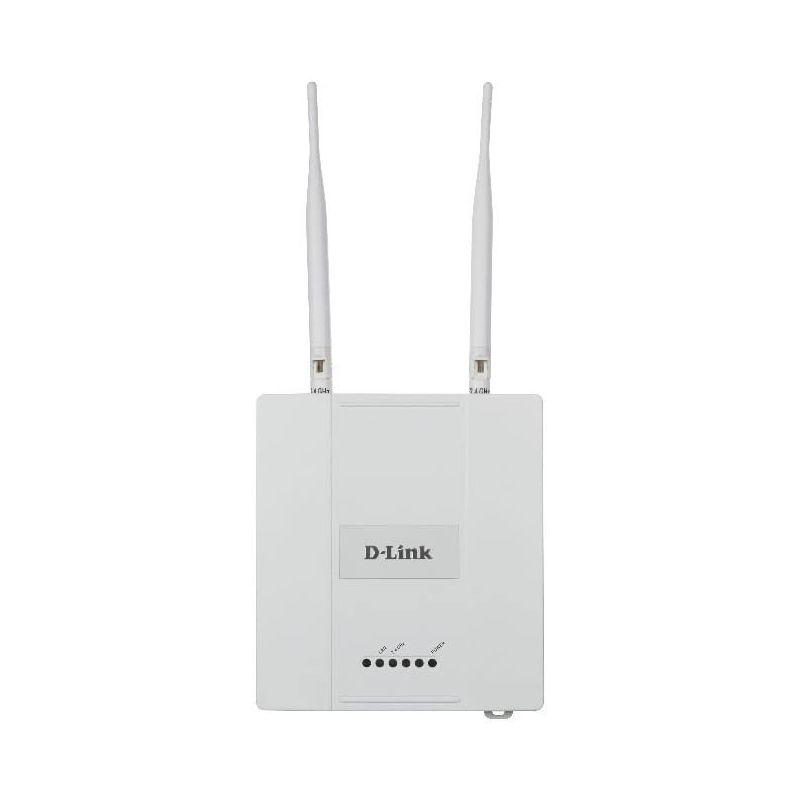 D-Link DAP-2360 Point d'accès Wi-Fi PoE Wireless N 300Mbps - 802.11 b/g/n - 1 port Gigabit PoE 802.3af