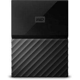 WD - My Passport - Disque dur externe portable USB 3.0 avec sauvegarde automatique et sécurisation par mot de passe - 4To, Noi