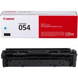 Cartouche de toner d'origine Canon, cartouche 054 cyan (3023C001) 1 pack, pour imprimantes laser couleur Canon