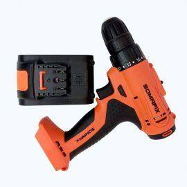 Perceuse Visseuse Sans Fil 18V - SFX8600 - 2 Batteries 1.5Ah
