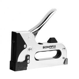 AGRAFEUSE PISTOLET LOURD 4-14mm SOMAFIX REF SFX534