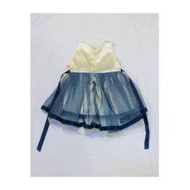 Robe Princesse avec Violet Bleu
