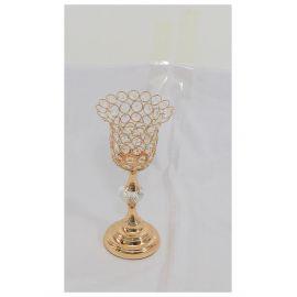 chandelier unique tête