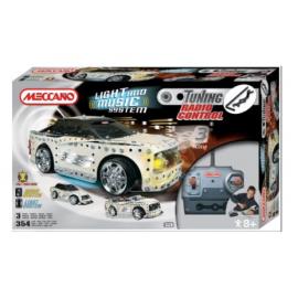 Meccano 868956 - Tuning Radio Commande Carbon Style Car