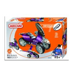 Meccano - Moto Flexible 4700N