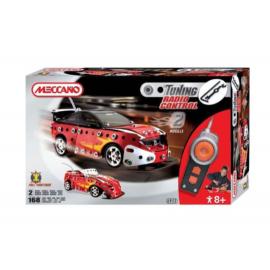 Meccano 866952 - Tuning Radio Commande Red Hot Racer