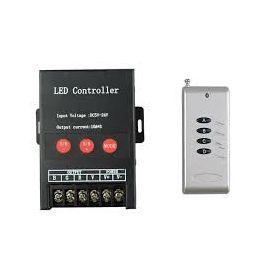 Contrôleur à distance sans fil, 360W, pour Led bandes de lumière rvb 30a, interrupteur pour éclairage 5050, 3825 RGB LED