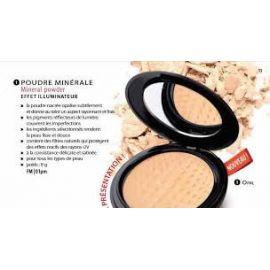 Frederico Mahora_Make Up_Mineral Powder_Opal