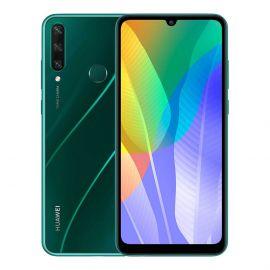 """Huawei Y6p - 6.3""""- 3/64Go - 13Mpx - Vert"""