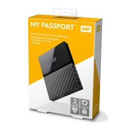 Disque dur externe My passport WD 2To( 2000 Go)
