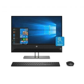 HP Pavilion 24-xa0053w All-in-One Desktop PC (Touch)  Core I5-8400T 4Go RAM 1To