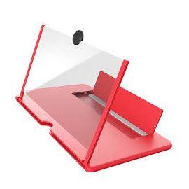 AMPLIFICATEUR VIDÉO 3D pour téléphone portable Loupe d'écran agrandie