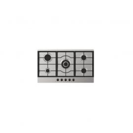 MIDEA RECHAUD A GAZ – ACIER INOX – 5 FEUX – ALLUMAGE ELECTRIQUE – GAZ_90G50ME005-SFL