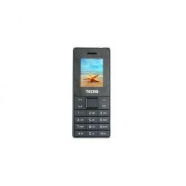 Tecno T466 - Dual SIM - 4Mo - 4Mo - 2500mAh - Noir