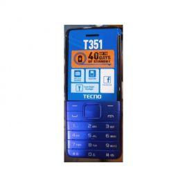 Tecno T351- 1,77''- Dual Sim - Torche- Bleu