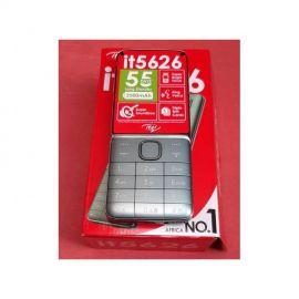 Itel 5626 - Triple SIM - 2500mAh - 8MB ROM - 8MB RAM - Bluetooth -Radio FM