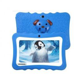 Itel Tablette Pour Enfant - KidPad 1 - 2 SIM - 3G - 7 Pouces - 32 Go Rom -1Go Ram - 2 Mpx – Bleu