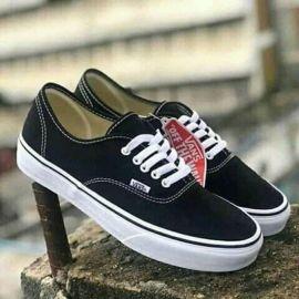 Chaussure homme – Noir/Blanc