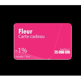 "Carte cadeau "" FLEUR"""