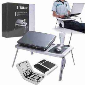 E-Table - Table portable pour ordinateurs portables