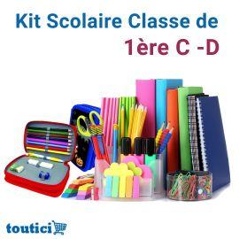 Kit scolaire 1-ière C et D