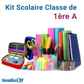 Kit scolaire 1-ière A