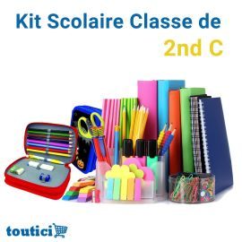 Kit scolaire 2nd C