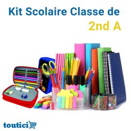Kit scolaire 2nd A