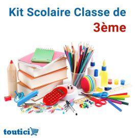 Kit scolaire 3-ième
