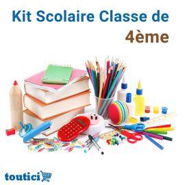 Kit scolaire 4-ième