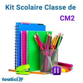 Kit scolaire CM2