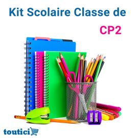 Kit scolaire CP2