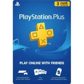 Playstation PSN Card 3 Mois pour les membres