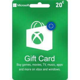 Carte cadeau Xbox Live Portefeuille