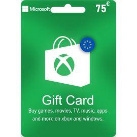 Carte-cadeau Xbox Live Portefeuille