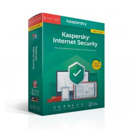 Kaspersky Internet Security   1 appareil   1 an