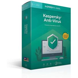 Kaspersky Anti-Virus   1 appareil   1 an