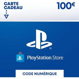 Carte PSN 100 EUR Code de téléchargement (PS5/PS4/PS3)