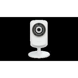 D-Link DCS-932L Caméra IP Mydlink Wireless N Vision de Jour et de Nuit - Diodes Infrarouges Intégrées - Détection de Mouvement