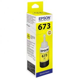 ENCRE EPSON 673 YELLWO