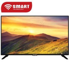"""SMART TECHNOLOGY TV LED HD - 32""""- STT-3200K Avec Décodeur Intégré - Noir"""