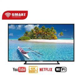 """SMART TECHNOLOGY SMART TV - 43""""- STT-5043SA - AVEC WIFI- Noir"""