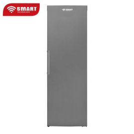 SMART TECHNOLOGY Congélateur Vertical - 7 Casiers - STCD-588V-258L - Gris - 12 Mois Garantie