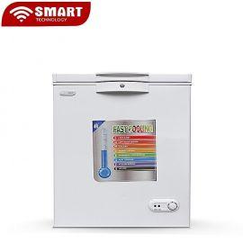 SMART TECHNOLOGY Congélateur Coffre STCC-200 - 131 L - Blanc - 12 Mois Garantie