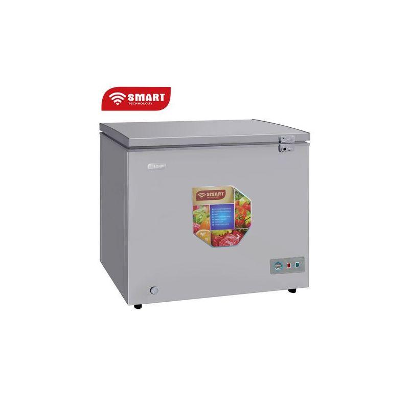 SMART TECHNOLOGY Congélateur Horizontal STCC-310H - 245 L - Blanc - 12 Mois Garantie