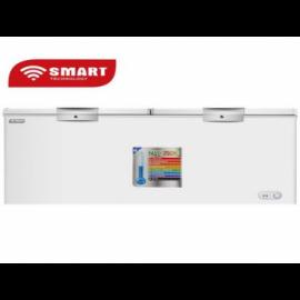 SMART TECHNOLOGY Congélateur Couché Avec Vitre à L'intérieur - 600 Litres - STCC-720 V