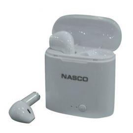 Nasco Ecouteur Sans Fil – Port De Charge – Blanc